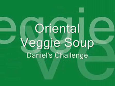 Oriental Veggie Soup