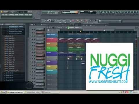 New Over It Drake Lil Wayne Type Beat (Club) (2011) Made In FL Studio 10 (Prod. ByNuggifresh) {HD}
