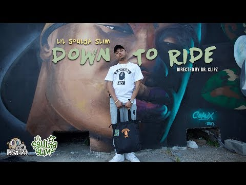 Lil Soulja Slim - Down to Ride (Official Video)