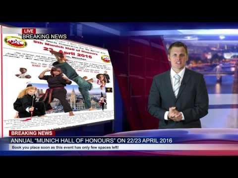 Munich Hall Of Honours 2016 - The Place where its at