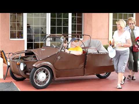 Microcar reunion in Madison 2011