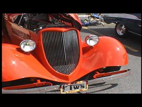 Larry's 1934 ford is for sale