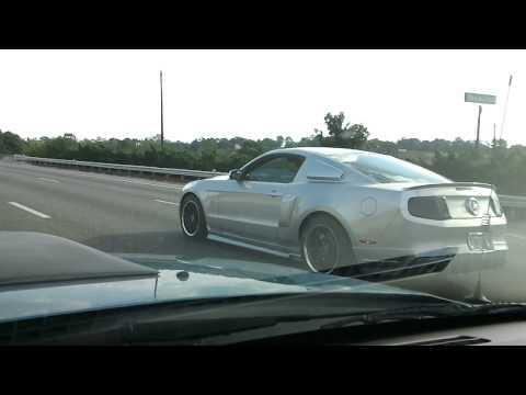 Razzi 2010 Mustang GT video two