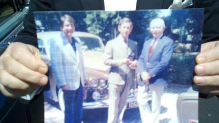 David Sander's Remarkable Rolls Royce - Conyers, GA Part 2