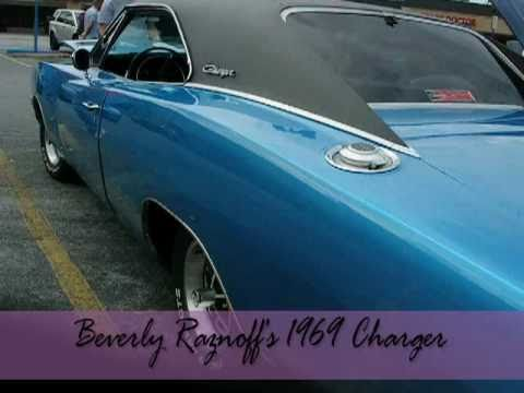 Beverly Raznoff's 1969 Dodge Charger