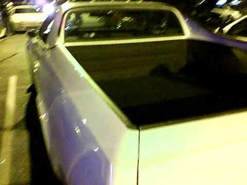 '76 El Camino - He still has his first car