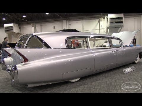 Thunder Taker Cadillac Hearse from Bryan Fuller Hot Rods - Eastwood