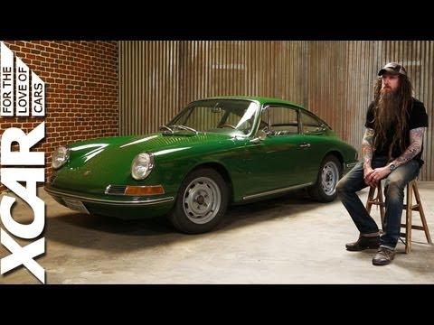 Magnus Walker's '66 Irish green Porsche 911 - XCAR