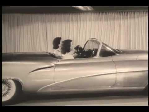Motorama Moods 1953