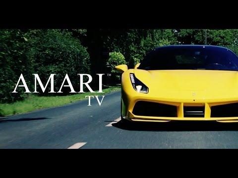 The First Ferrari 488 GTB | AMARI™TV