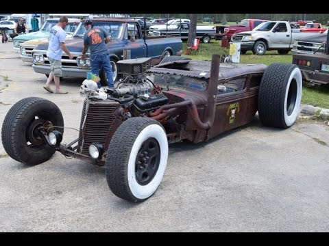 HOT ROD MADNESS AT THE  ATOMIC BLAST EPISODE 2