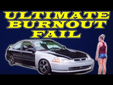 ULTIMATE BURNOUT FAIL YEARONE BRASELTON BASH