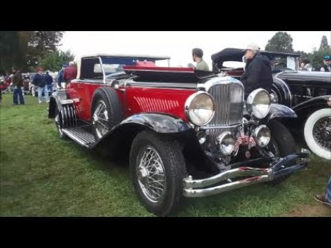 The Classic Period Of Packard, Duesenberg, Cadillac, Steve's Chrysler Imperial and More