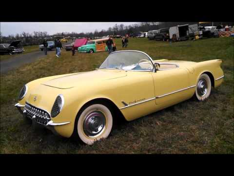 1955 Corvette In the Same Family Since New