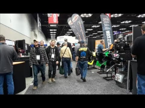 A Walk About the 2018 PRI Performance Racing Industry  1