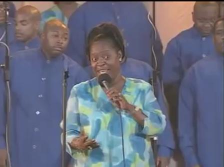 Chicago Mass Choir - I m Going With Jesus (Lemmie Battles)