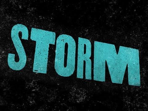 Tim Minchin's Storm the Animated Movie