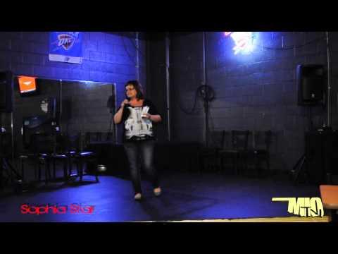 Pink Polish ent.  Presents C.T.F.U Comedy Showcase (Sophia Star part 1)