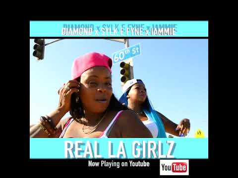 NEW GANGSTA BITCH MUSIC 1st REAL LA GIRLZ
