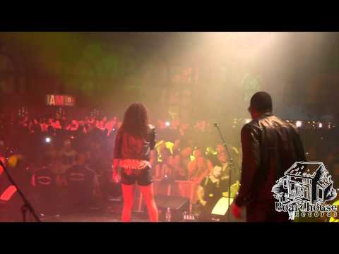 "Assassin aka Agent Sasco, Ms. Dynamite and Jolly Boys perform Bob Marley's ""ONE LOVE"" November 2011"