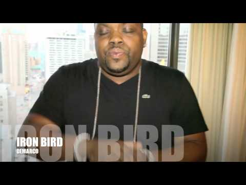 Demarco explains what his new hit song Iron Bird on Tgif Riddim is all about