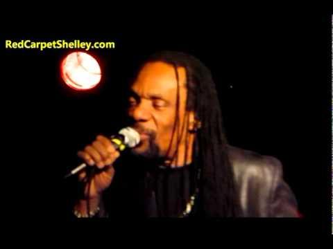 Glenn Washington performs in Atlanta, GA