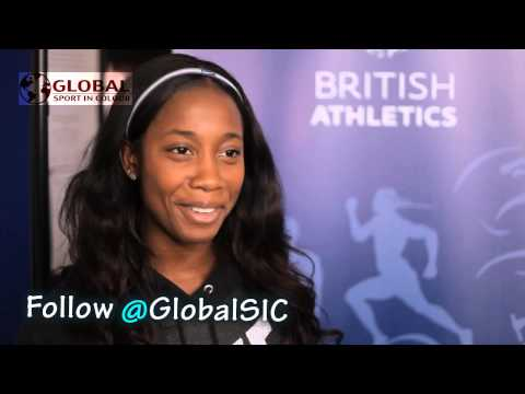 Shelly-Ann Fraser-Pryce talks about Indoors, being an icon and the loss of Teddy' McCook