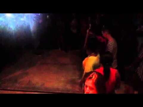 Konshens Performance In Negril (March 2013)