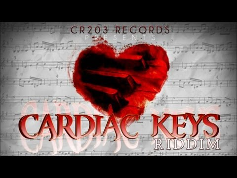 Instrumental/Version - Cardiac Keys Riddim - May 2013