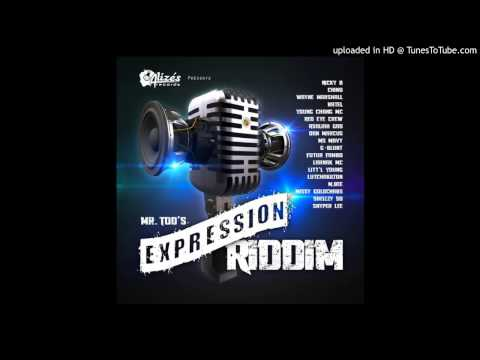 WAYNE MARSHALL & NATEL - NAAH SELL OUT - EXPRESSION RIDDIM - ALIZES RECORDS - September 2013