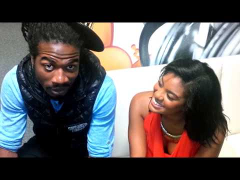 Ms Jamaica UK meets Gyptian in London