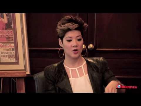 Tessanne's journey through The Voice