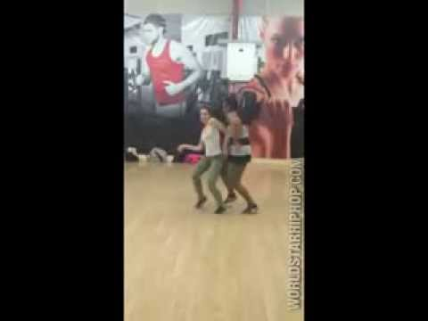 Dance Routine Of The Week: Couple Getting It To Dancehall!