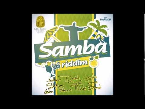 LADEN - WINE LIKKLE MISS | SAMBA RIDDIM | ANCIENT RECORDS | DANCEHALL | 2014 |
