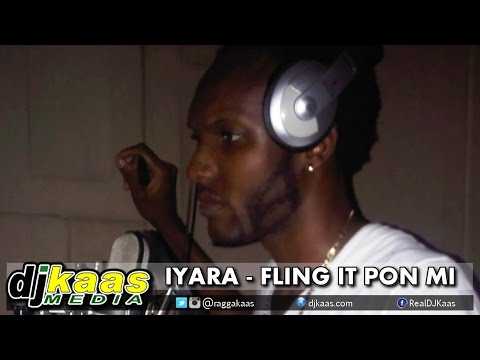 Iyara - Fling It Pon Mi - Babyboom Production | Dancehall October 2014 ANG