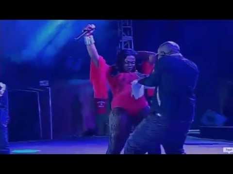 Sting 2014 Stylex V.S Nuffi Di Mc W/ - Mizza Bling (Performance). (HD VIDEO)