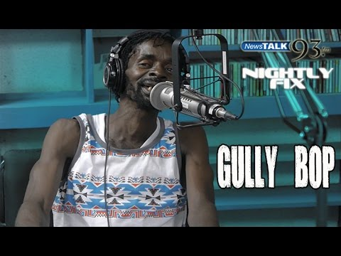 Gully Bop talks potential Ninja Man Sting clash + relationship with Ms. Chin on Nightly Fix