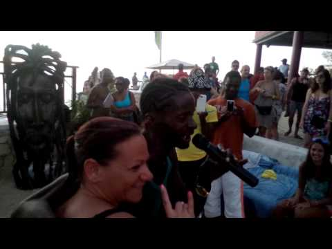 Gully Bop At Ritz Cafe Negril, Jamaica (Live Performances )