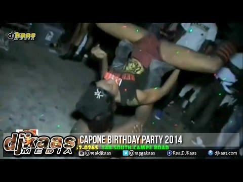 Capone Birthday Bash 2014   Party with Bounty Killer, Iyara, Bling Dawg, Kreecha, Esco, D'Angel etc
