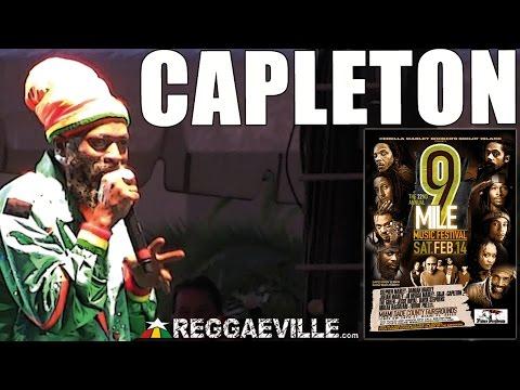 Capleton @9 Mile Music Festival in Miami, FL [February 14th 2015]
