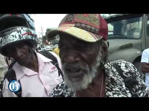 We want Obama! Jamaicans wanted closer look at the president