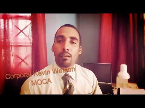 Corporal Kevin Watson - Jamaicans get scammed too