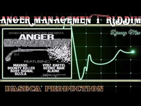 Anger Management Riddim & Angrier Management riddim FULL (2004- 2006 Daseca) mix by Djeasy