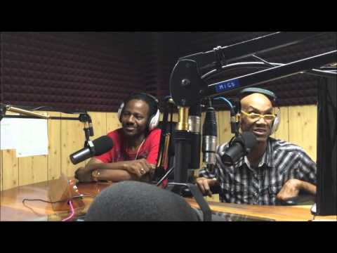 Frankie paul & Wayne Lonesome  Interview and Live Performance on RJR 94 FM   In Kingston Jamaica