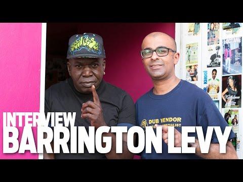 INTERVIEW: Barrington Levy, January 18, 2016