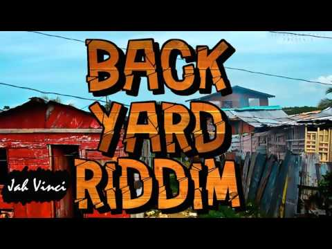 Jah Vinci - More Worthy [Back Yard Riddim] February 2016
