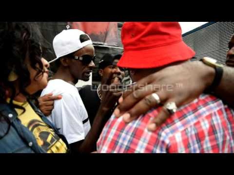Gully Bop get yoked up by NY DJ Phed X for unpaid funds and a ball fi help.