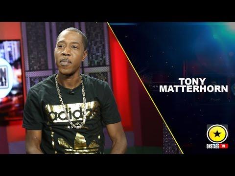 Tony Matterhorn Chats Firelinks Clash, Marvin The Dancer, Dancehall Sampling & More