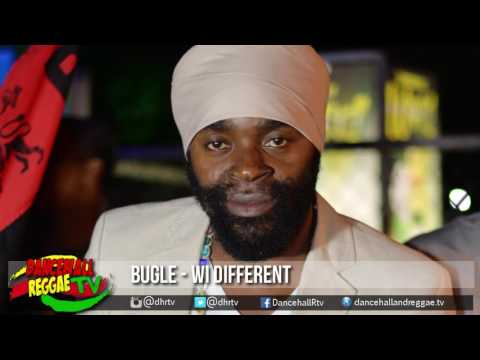 Bugle - Wi Different ▶Kick Off Riddim ▶An9ted Ent   ▶Dancehall 2016