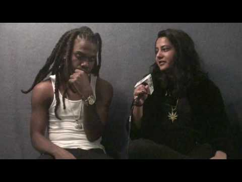Jahmiel All Access: UK Rehearsal Studio Vibes